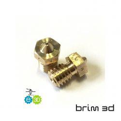 E3D v6 Brass Nozzle 0.40 mm...