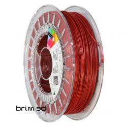 PLA Glitter RED - 1,75mm 750g