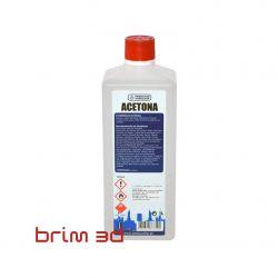 Acetona garrafa 1 Lt