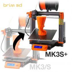 Prusa i3 MK3/S to MK3S+...