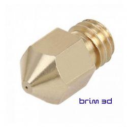 MK8 Brass Nozzle 0.40 mm /...